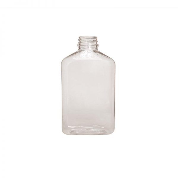 250ml PET Rectangular Bottle