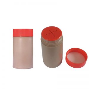 30ml HDPE Talc Powder container with sieve