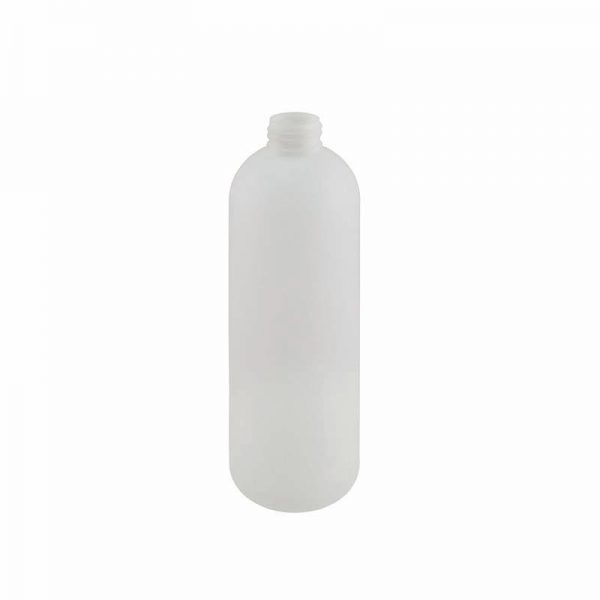 500ml HDPE Tall Boston Bottle