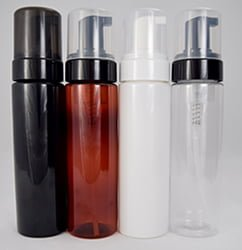 200ml PET Foaming Pump Bottle