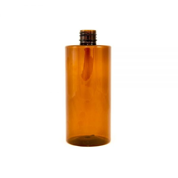 500ml PET Square Shoulder Bottle