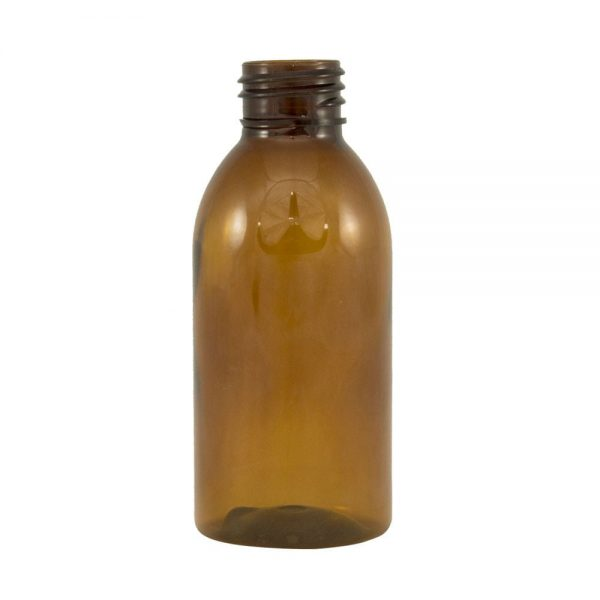 100ml PET Squat Bullet Bottle